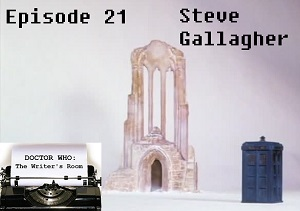 Episode 21 - Steve Gallagher