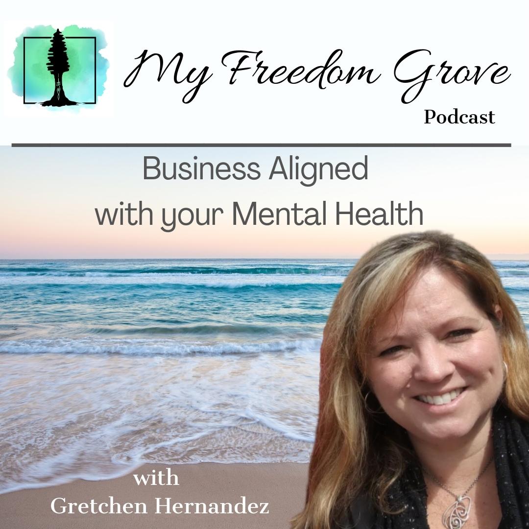 My Freedom Grove Podcast show art