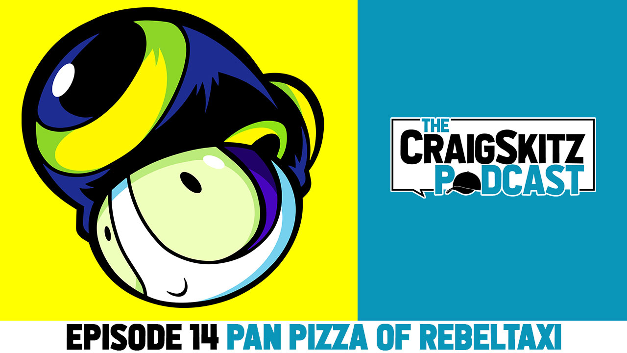 Episode 14 - Pan Pizza of RebelTaxi