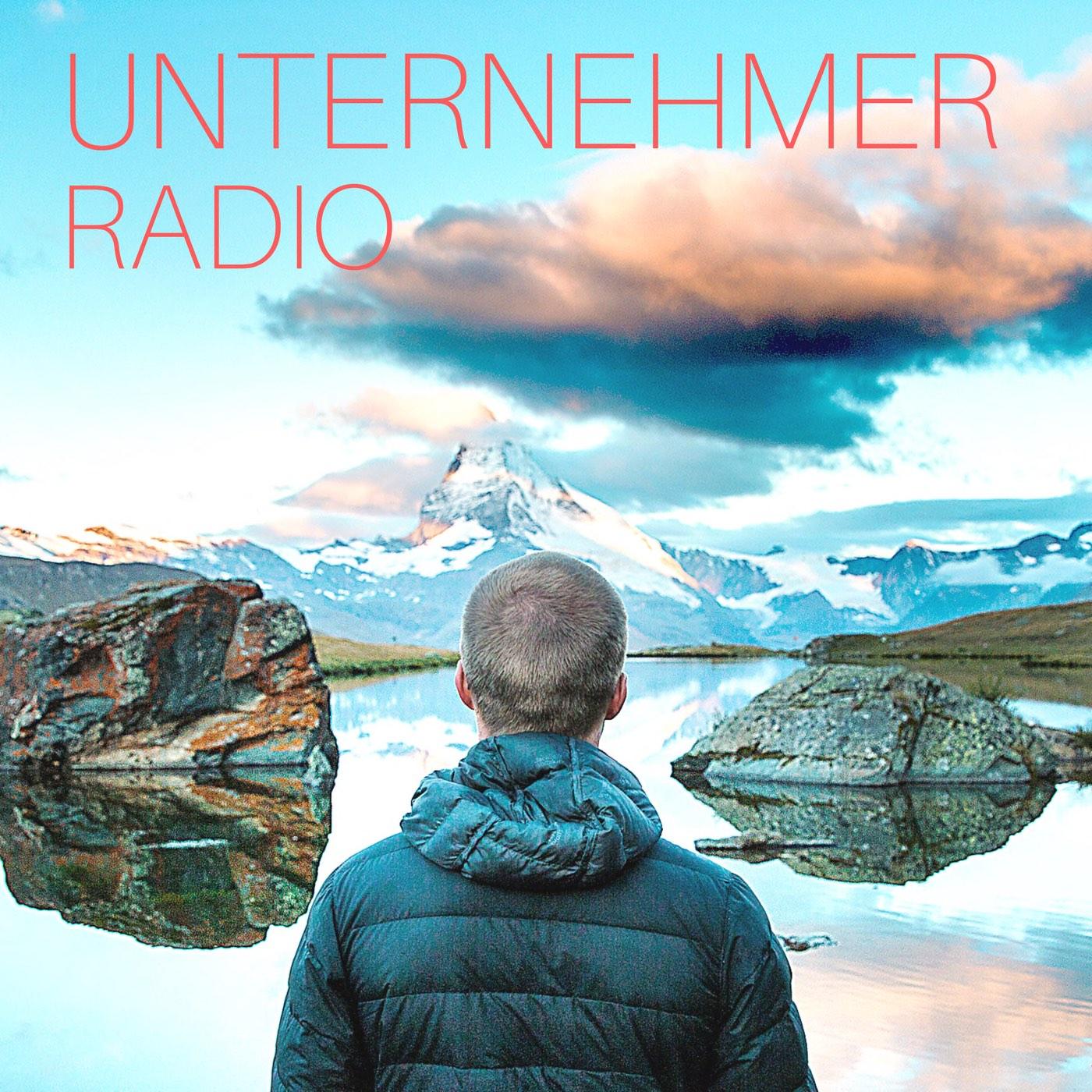 Firma verkaufen! Unternehmensnachfolge und Digitalisierung  - Das Unternehmer Radio show art