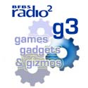 G3 - Games, Gadgets & Gizmos  July 07