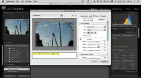 My Top 5 Favorite Features of Lightroom 3