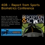 Artwork for 40B – Report from Sports Biometrics Conference