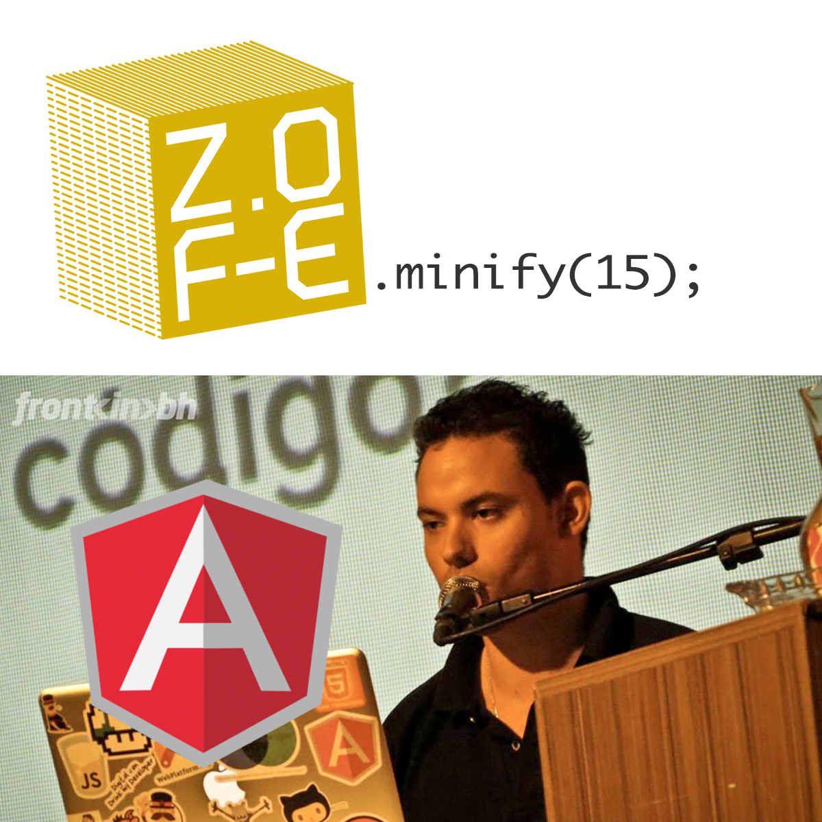"Artwork for ZOFE #15.minify(""ciro nunes""); - AngularJS"