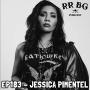 Artwork for EP183 - Jessica Pimentel
