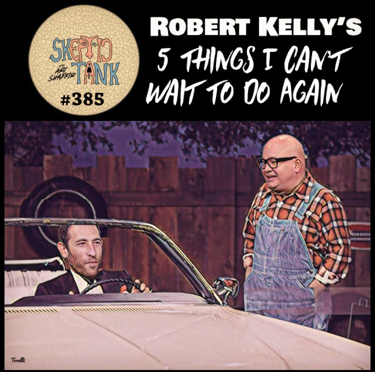 #385: Bobby Kelly's 5 Things I Can't Wait To Do Again