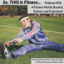 Artwork for #76 - 4 Fitness Myths Busted, Explained, and Solved