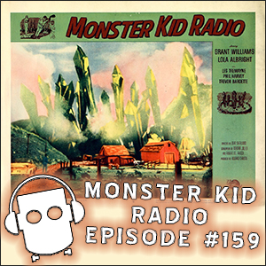 Monster Kid Radio - 12/16/14 - Tom Biegler and the Monolith Monsters