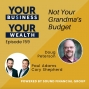 Artwork for 159 - Not Your Grandma's Budget with Doug Peterson
