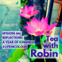 Artwork for Episode 66: Reflections, Year of Kindness, #lifeincolour