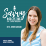 Artwork for Blogging with a Specific Niche with Alyse Grimm