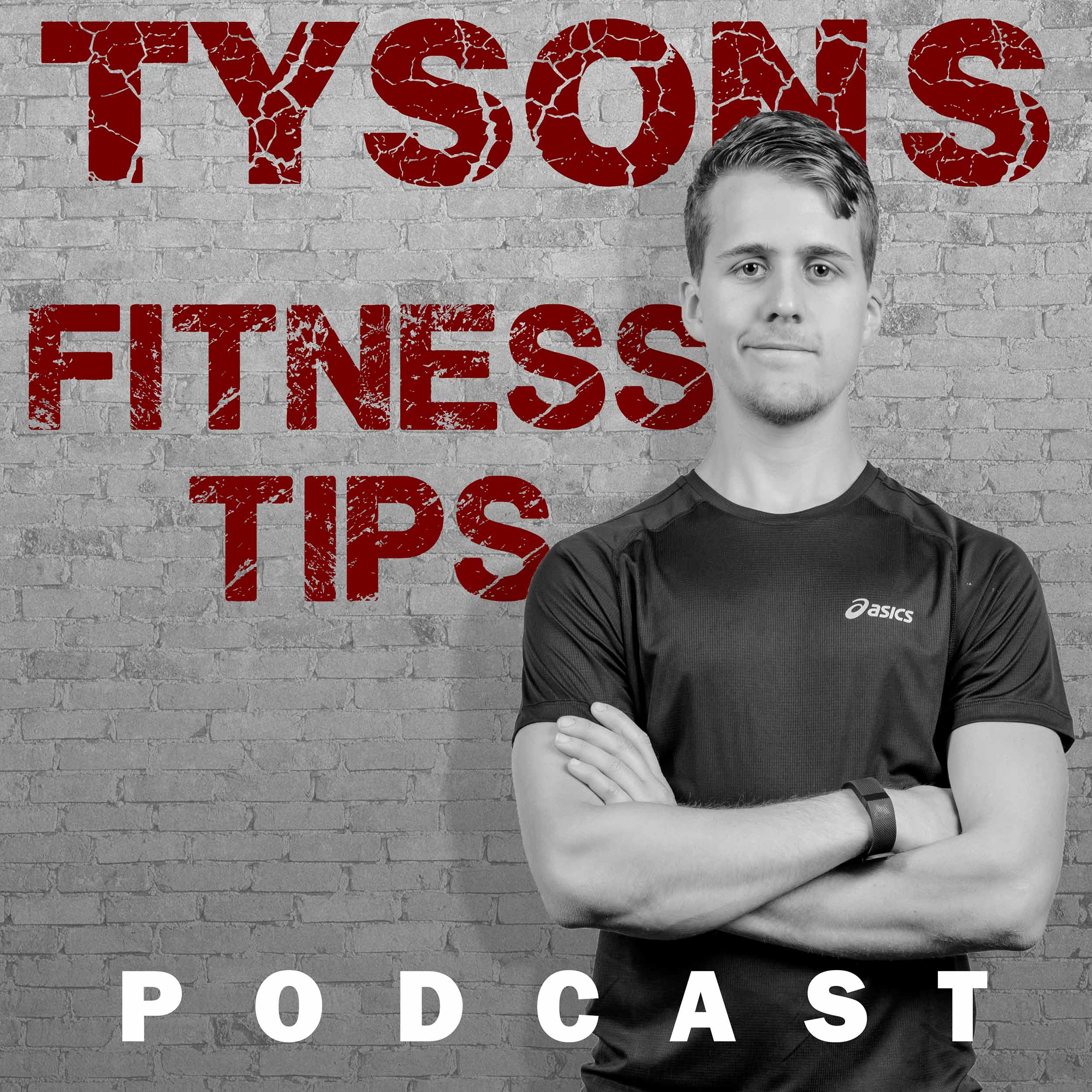 Tyson's Fitness Tips  show art