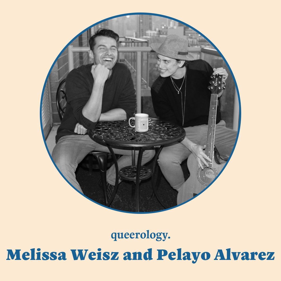 Eating the Forbidden Apple with Melissa Weisz and Pelayo Alvarez
