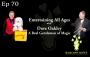 Artwork for EP70: The Gentleman Magician Dave Oakley - Phil Taylor & Ian Brennan