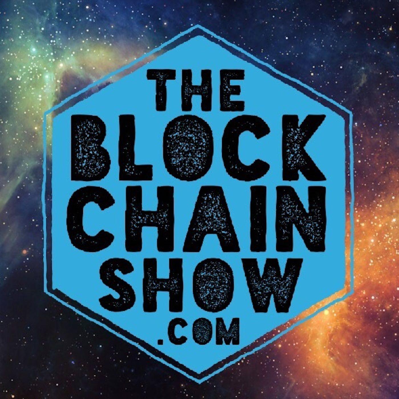 The Blockchain Show show art