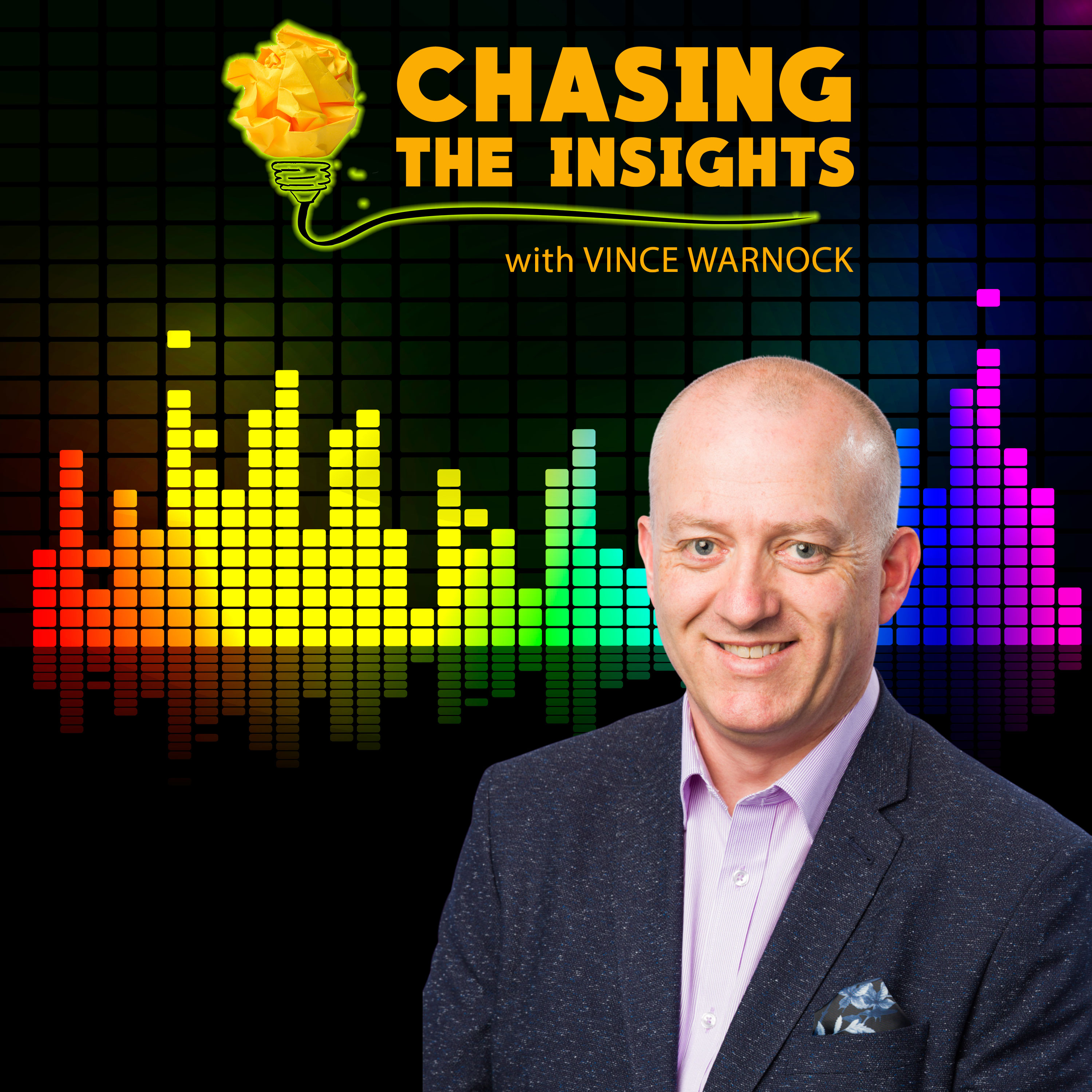 Chasing The Insights show art