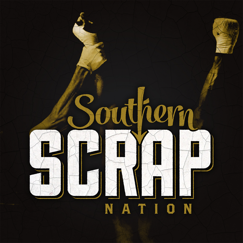 Southern Scrap Nation show art
