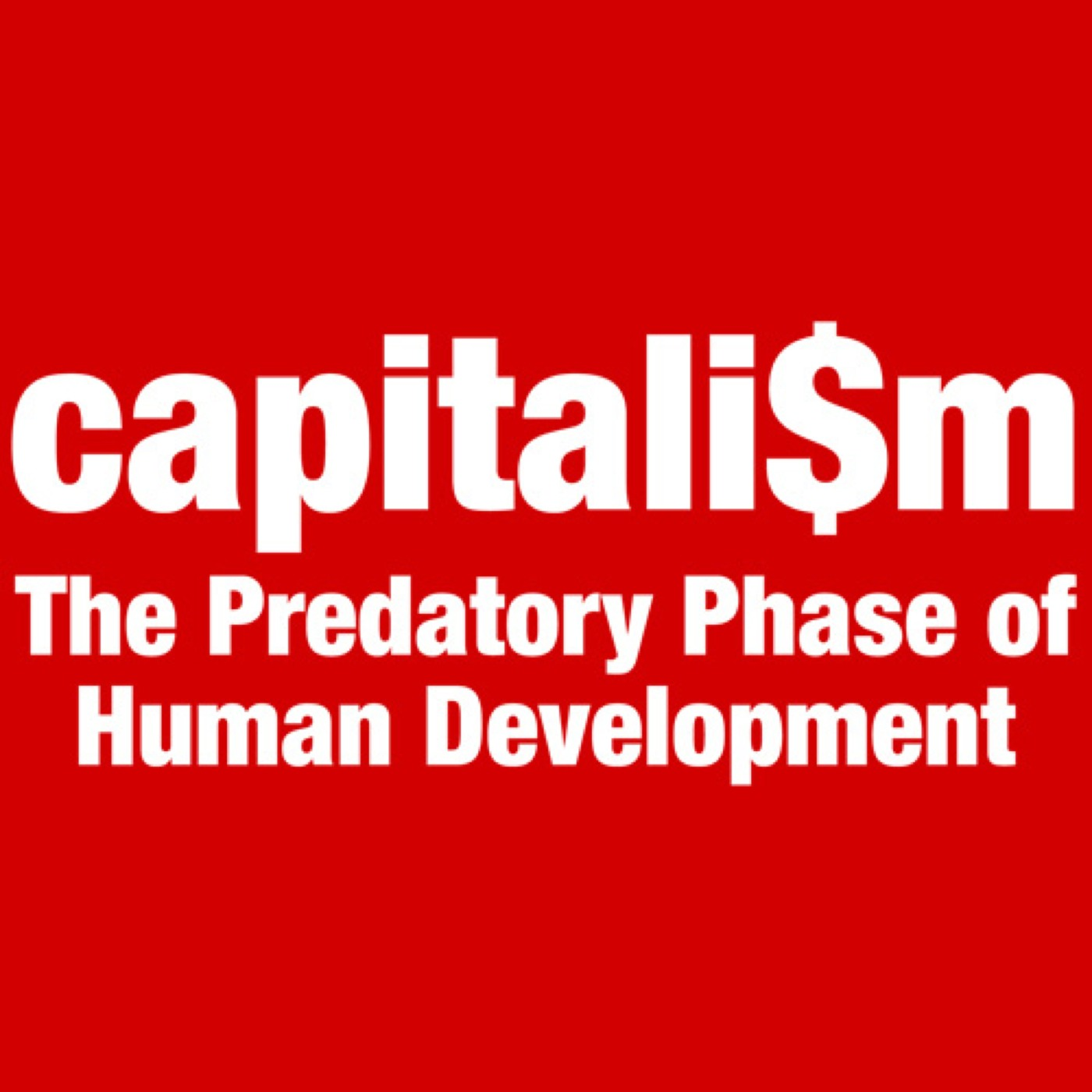 (2014/10/14) Questioning capitalism (Economics)