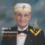 Artwork for EP 001: What is FreeMasonry with Pierre Gaujard, 33°