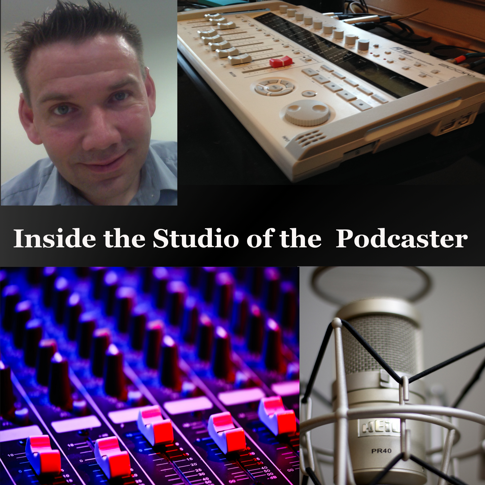 002 - Inside the Studio of the Podcast - Doug Payton from the Consider This! Podcast Talks Audio Editing with Gold Wave - Let us know your thoughts by calling 18885084343