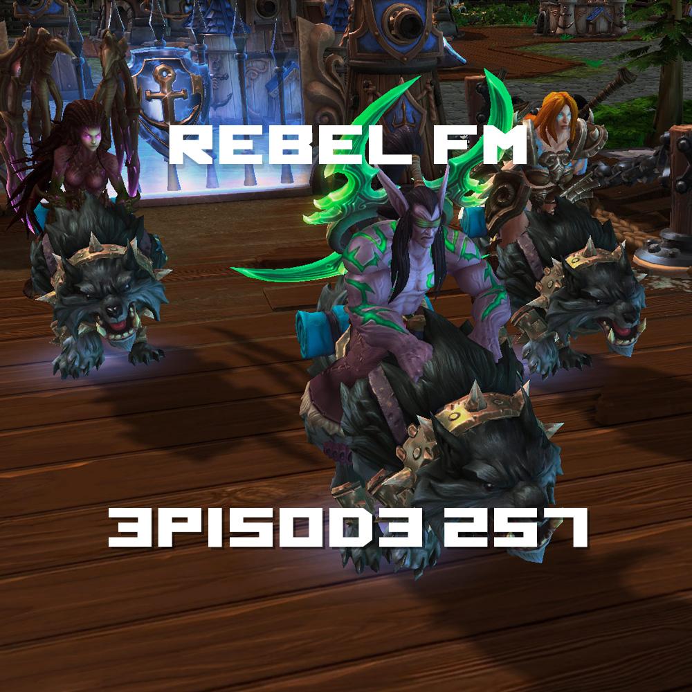 Rebel FM Episode 257 - 05/29/2015