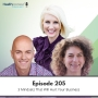 Artwork for 205 - 3 Mindsets That Will Hurt Your Business