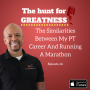 Artwork for Episode 181: The Similarities Between My PT Career And Running A Marathon