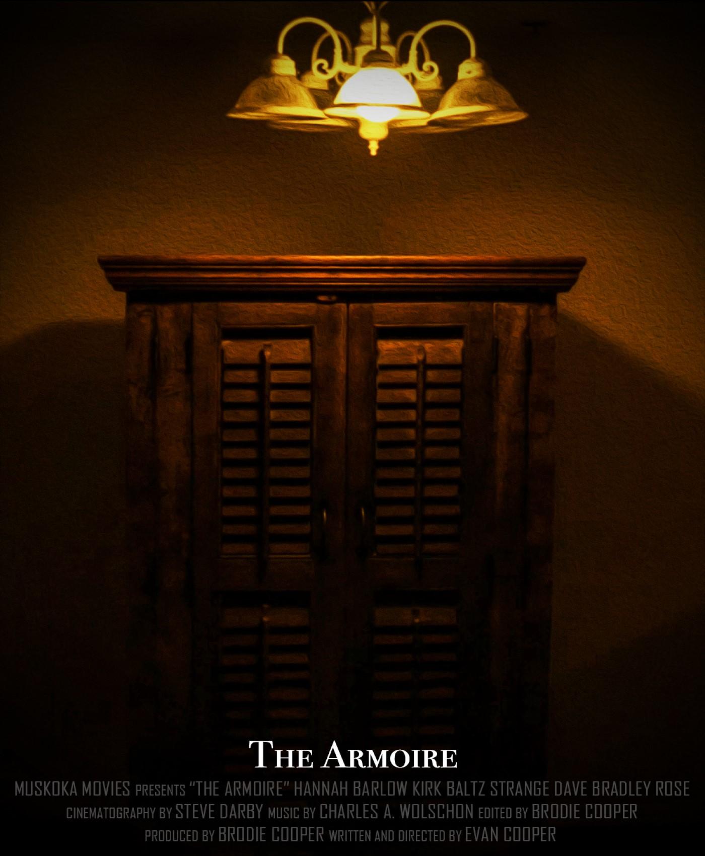 Artwork for (VIDEO) ENTERTAINING SHORT FILMS: The Armoire