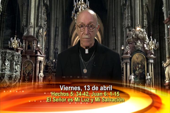 Artwork for Dios te Habla con Fr. Lenny de Pasquale; Tema el hoy: El Señor es mi luz y mi salvación.