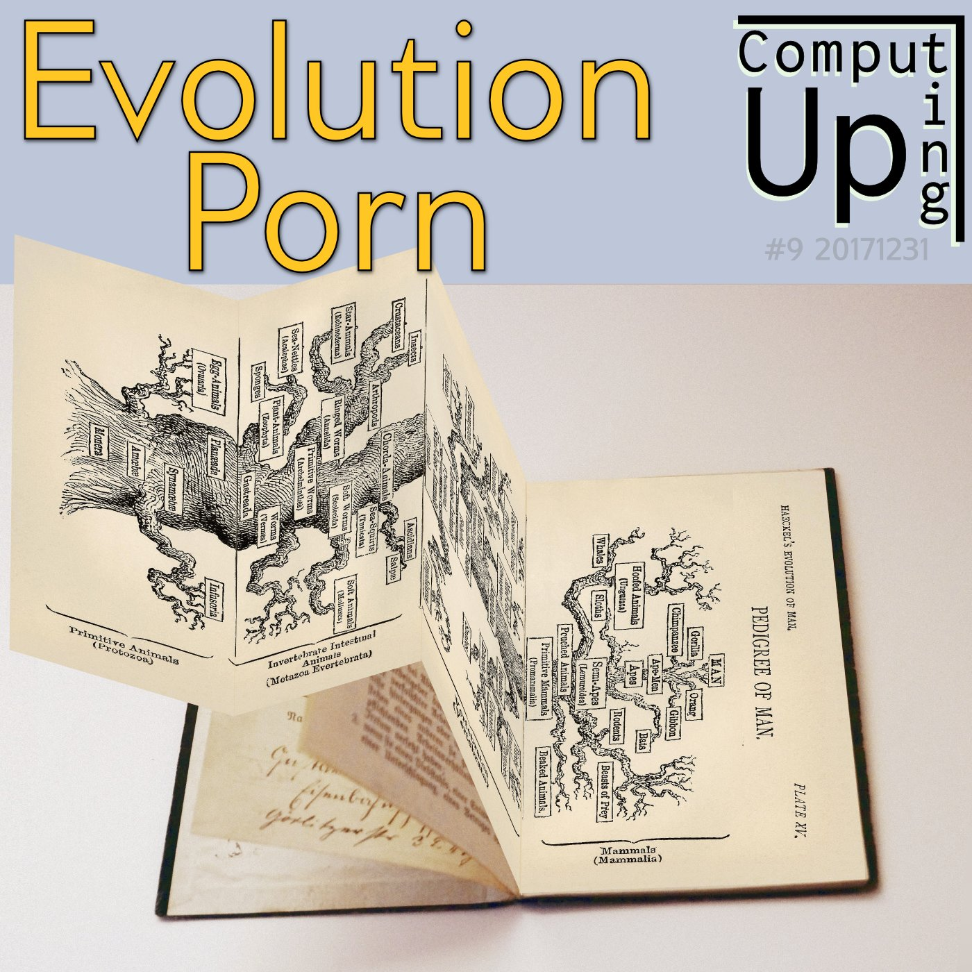 Artwork for Evolution Porn - Computing Up Ninth Conversation