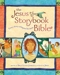 JESUS STORY BIBLE