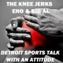 Artwork for The Knee Jerks- Eno and Big Al - Eli Zaret, Bob Page and No Filter Sports