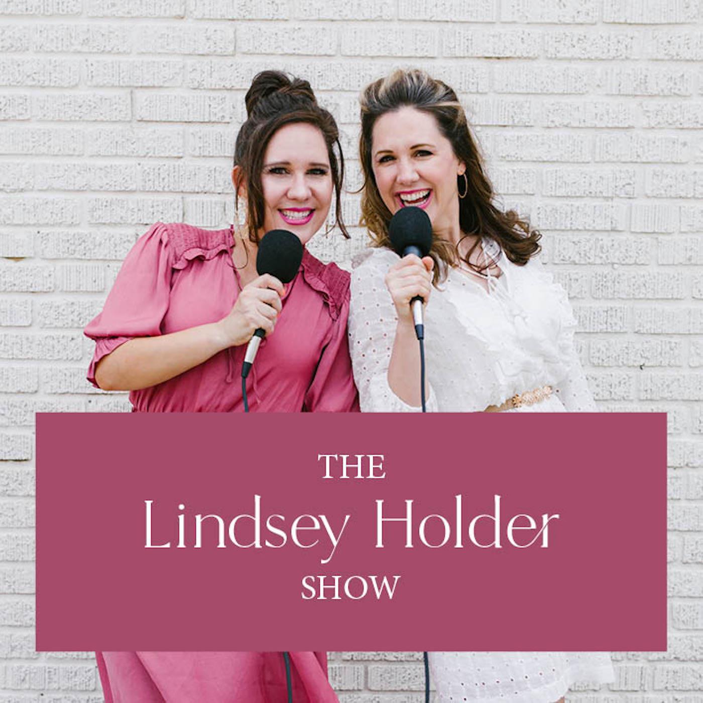The Lindsey Holder Show show art