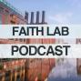Artwork for Faith Lab 0.1 Community behind us