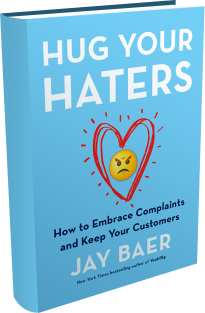 Hug Your Haters book cover