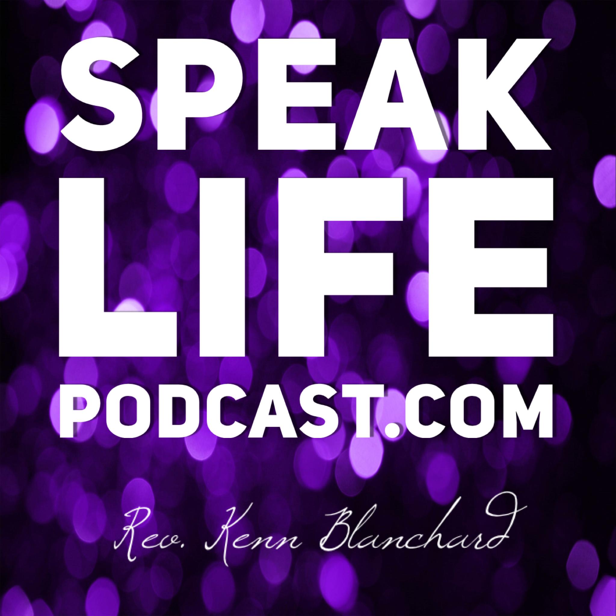 Speak Life Church show art