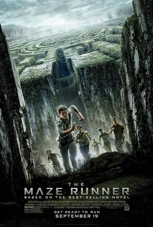 Ep. 44 - The Maze Runner (Labyrinth vs. Prisoners)