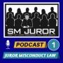 Artwork for #1: Social media juror monitoring to prevent potential juror misconduct