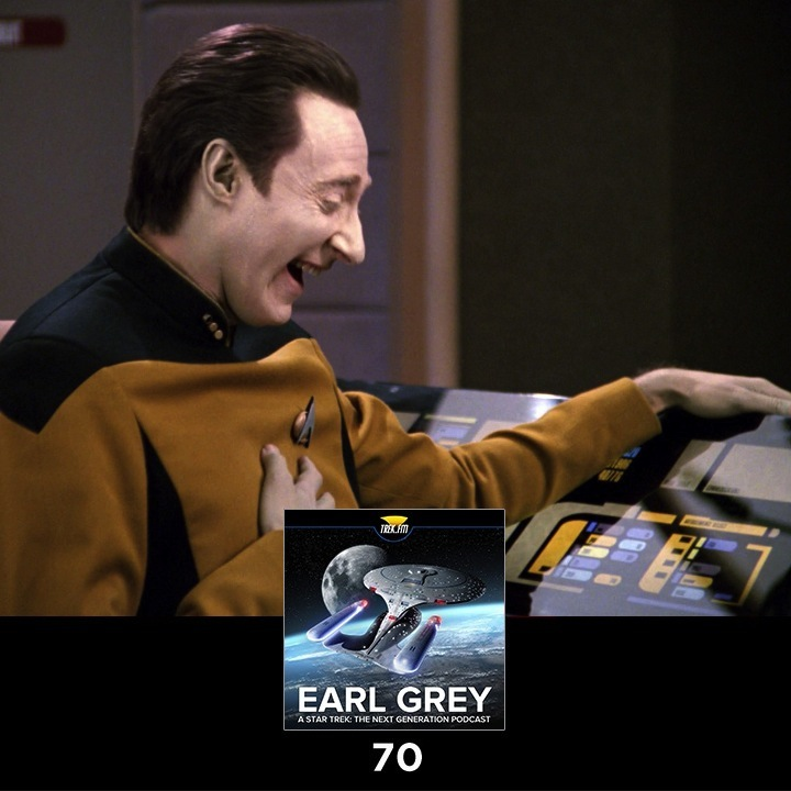 Earl Grey 70: Comedy Gold Pressed Latinum