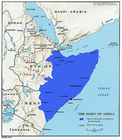 U.S. Sows Seeds of Wider War in East Africa