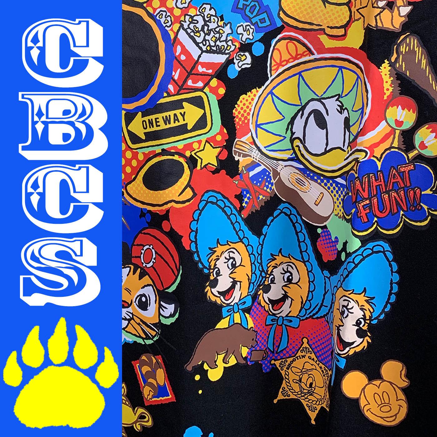 Artwork for 2019 Tokyo Disneyland Resort T-Shirt - Country Bear Collector Show #202
