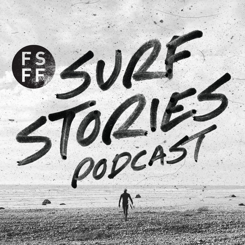 Surf Stories by Florida Surf Film Festival show art