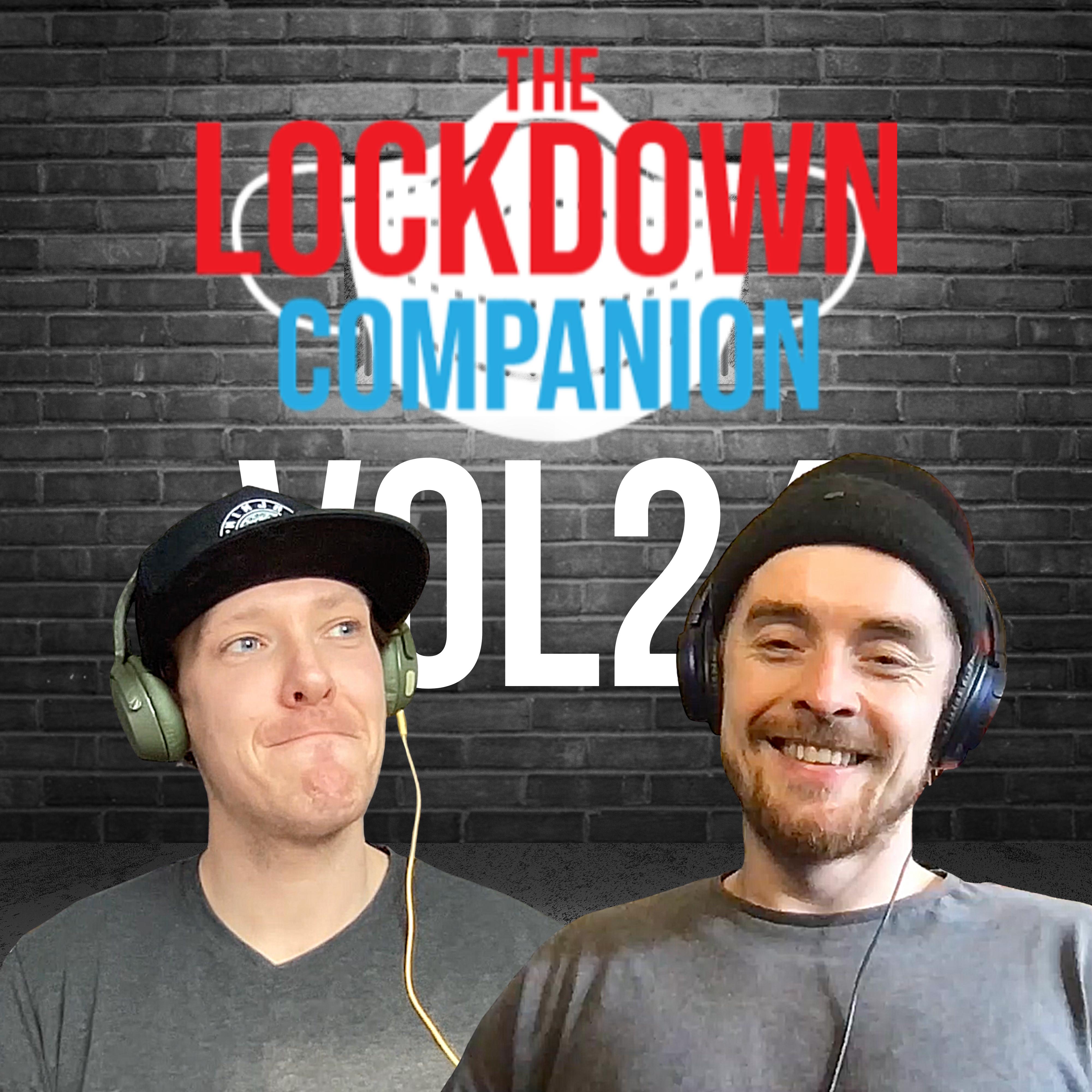 The Lockdown Companion Vol24 🔐
