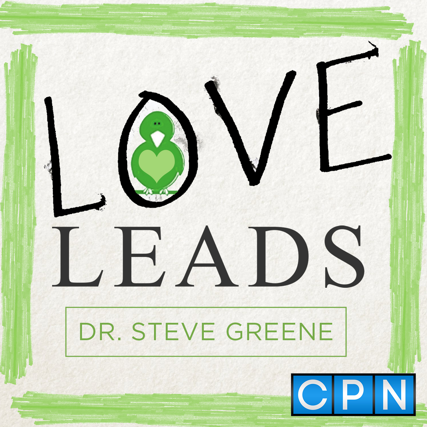 Love Leads show art