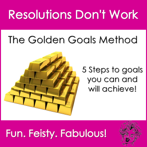 Resolutions Don't Work ...