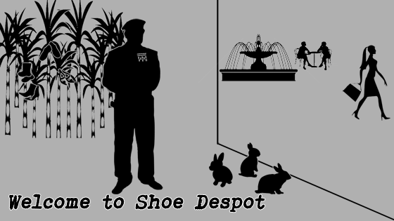 FistShark Marketing 05: Welcome to Shoe Despot
