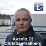 Artwork for Avsnitt 73 - Christian Hallberg