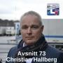 Artwork for Avsnitt 73 - Christian Hallberg