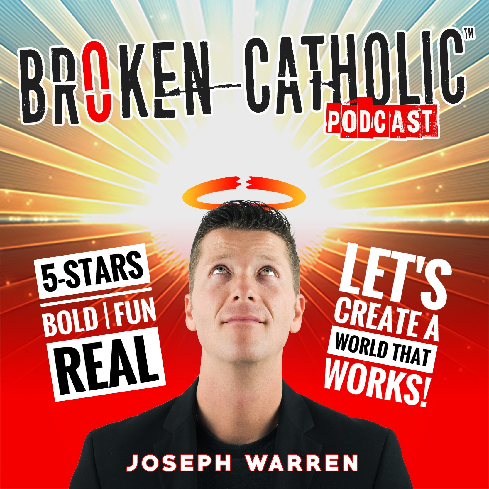 Artwork for BONUS 2: Gus Lloyd Meets GOD (Catholic Speaker, Author & Radio Host) | Faith Story