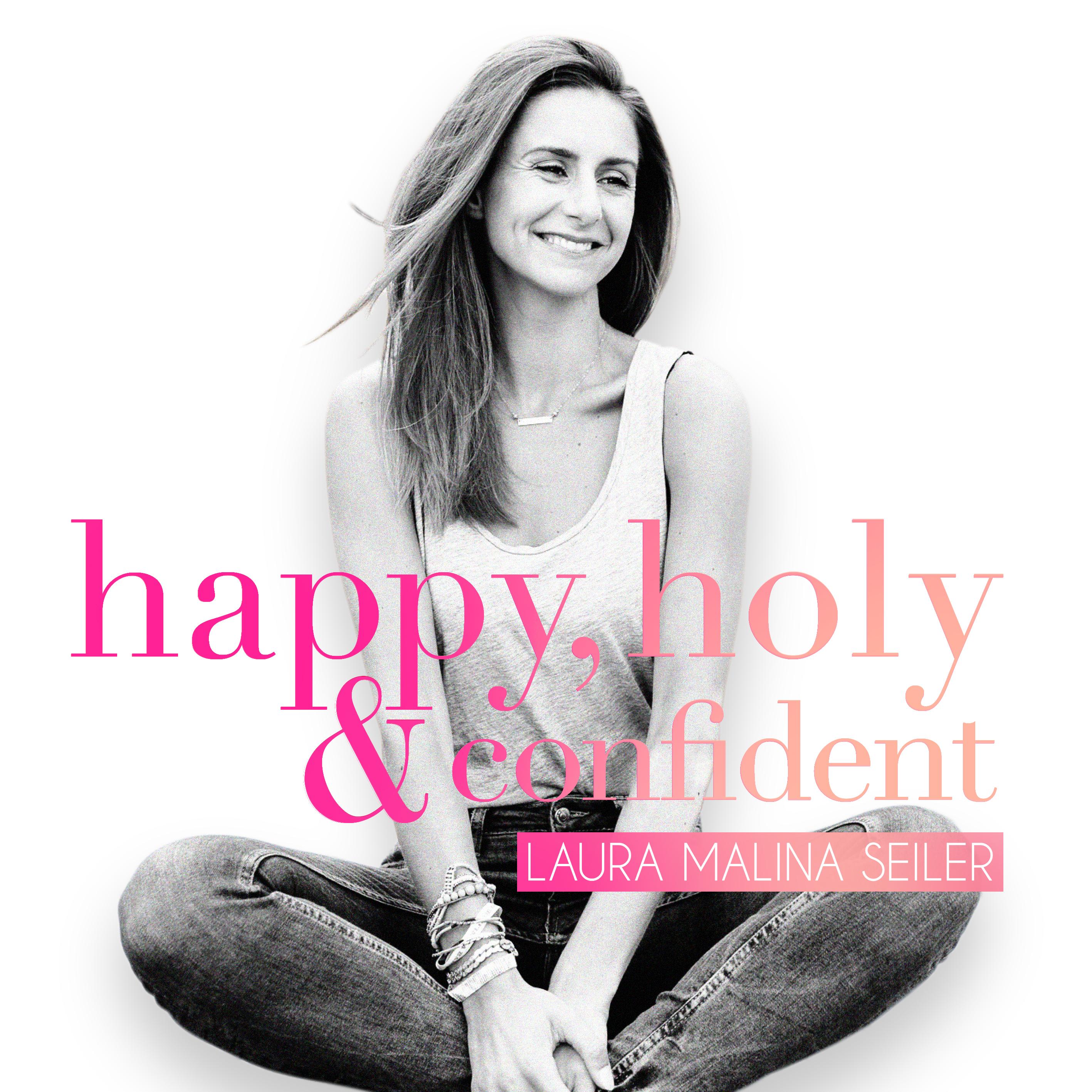 Happy, Holy & Confident. Dein Podcast fürs Herz und den Verstand show art